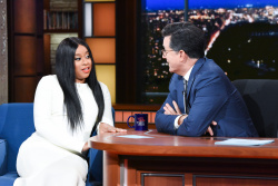 Phoebe Robinson - The Late Show with Stephen Colbert: October 15th 2018
