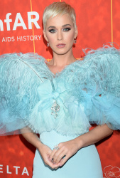 Katy Perry - AmfAR Gala Los Angeles at the Wallis Annenberg Center for the Performing Arts in Beverly Hills - 10/18/2018