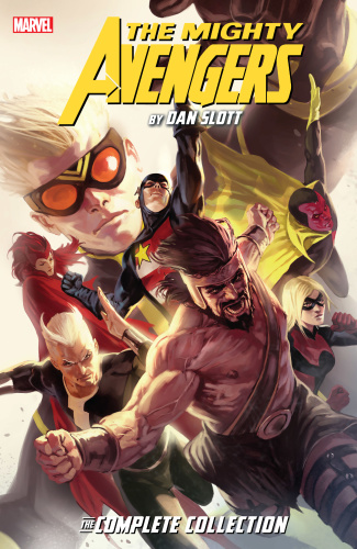 Mighty Avengers by Dan Slott   The Complete Collection (2019) (Digital) (Zone Empire)