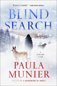 Blind Search (Mercy and Elvis Mystery, n  2) by Paula Munier