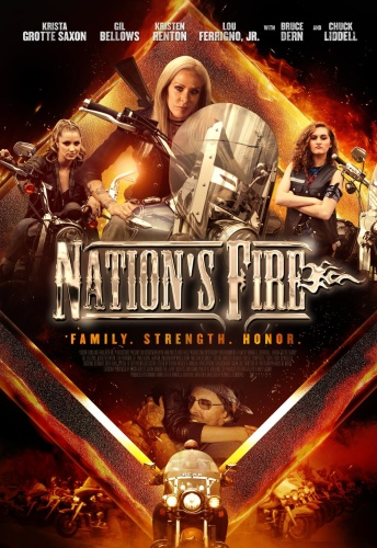 Nations Fire 2020 HDRip XviD AC3-EVO