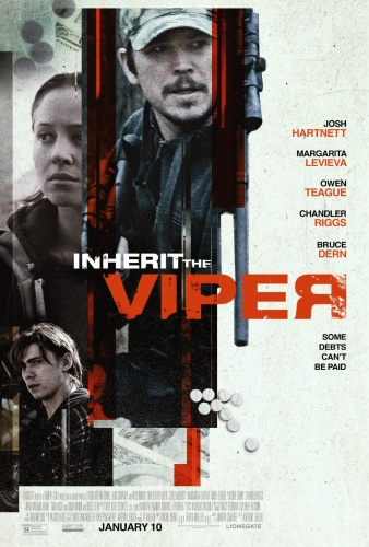 Inherit The Viper 2019 720p HDRip Hindi Dub Dual-Audio 1XBET
