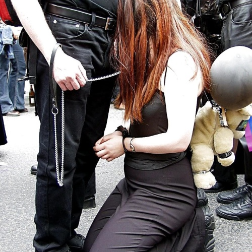Outdoor whipping porn
