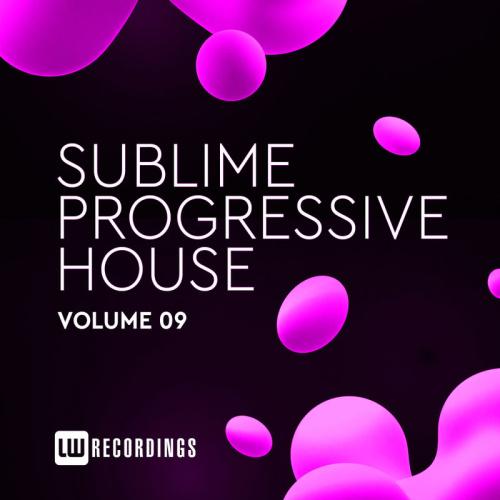 VA   Sublime Progressive House Vol 09