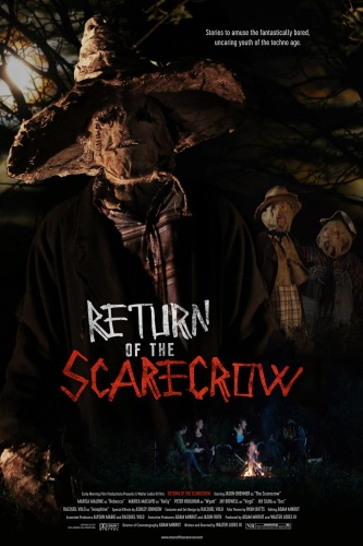 Return of the Scarecrow 2018 WEBRip XviD MP3-XVID