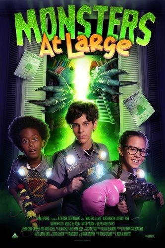 Monsters At Large 2018 1080p WEB-DL DD5 1 H264-FGT