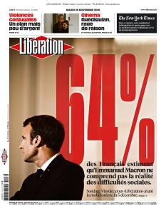 Libération - 26 11 (2019)