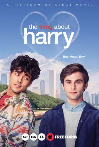 The Thing About Harry 2020 WEBRip XviD MP3-XVID