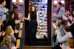 Emmy Rossum - The Late Late Show with James Corden: November 14th 2017