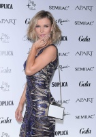Joanna Krupa  for a party in 4