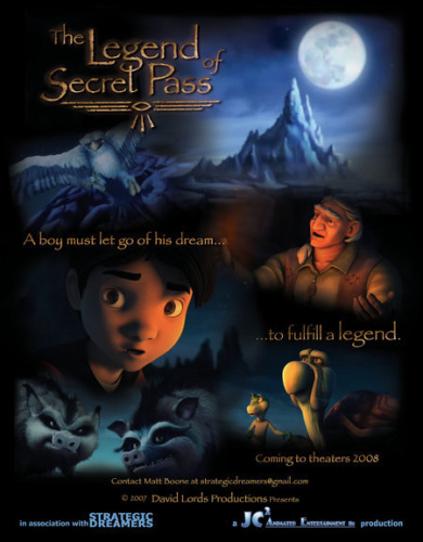 The Legend of Secret Pass 2019 WEB-DL XviD MP3-XVID