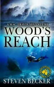 Steven Becker - [Mac Travis Adventure Thrillers 06] - Wood's Reach