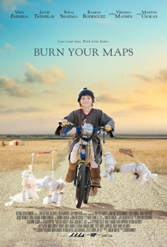 Burn Your Maps (2016) BluRay 720p YIFY