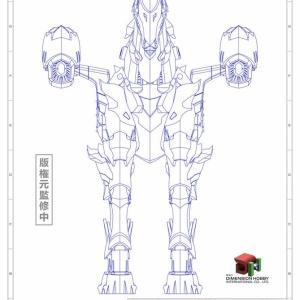Kotetsu Jeeg (Evolution Toy) Vvf1QWXc_t