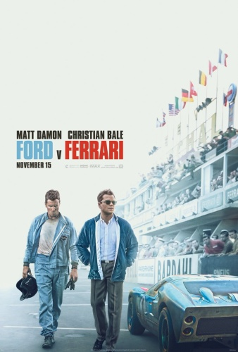 Ford v Ferrari 2019 BDRip [Upscale 4K] 2160p X264 DD 5 1 DUAL-TSRG [TURKSEED]