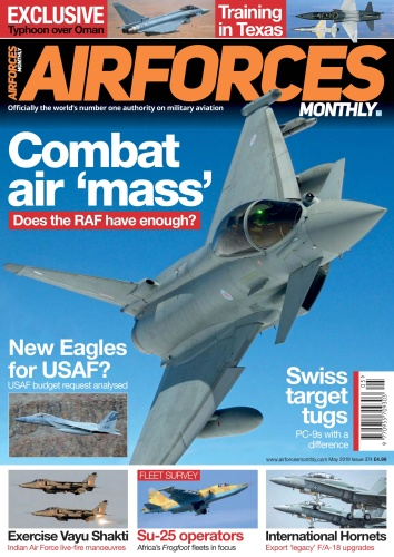 Airforces Monthly - May (2019)