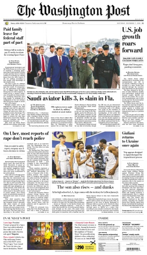 The Washington Post - 07 12 (2019)