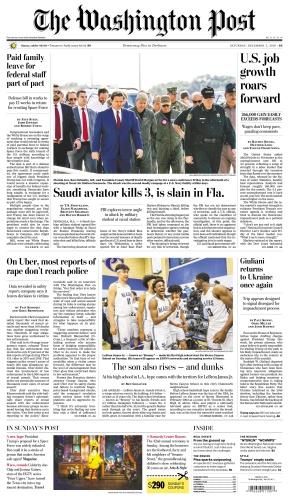 The Washington Post - 07 12 (2019)