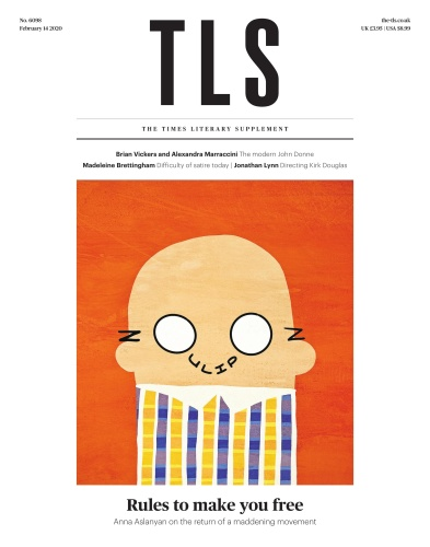 The Times Literary Supplement - Issue 6098 - February 14 (2020)