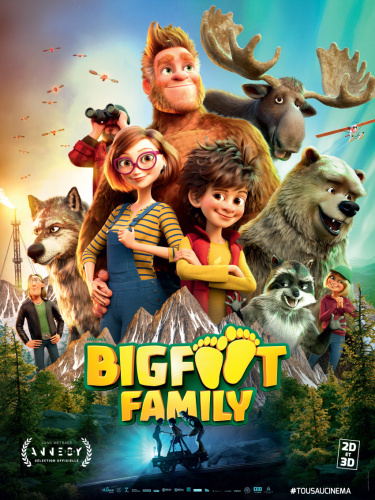 Bigfoot Family 2020 HDRip XviD AC3-EVO