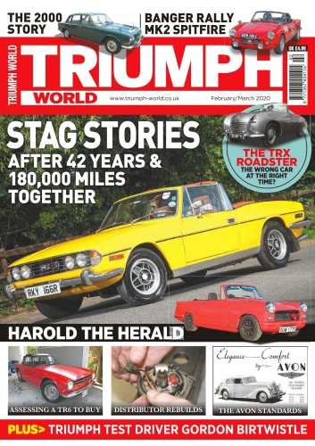 Triumph World - February-March (2020)