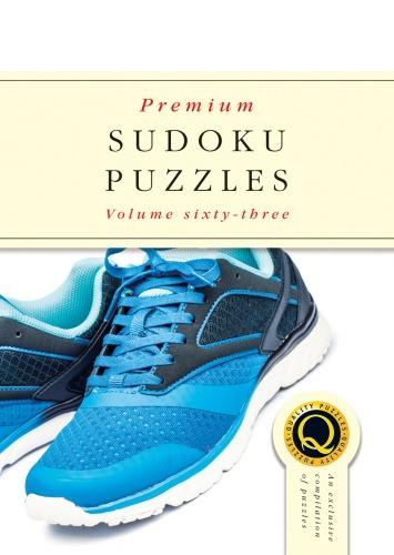 Premium Sudoku Puzzles - Volume 63 - January (2020)