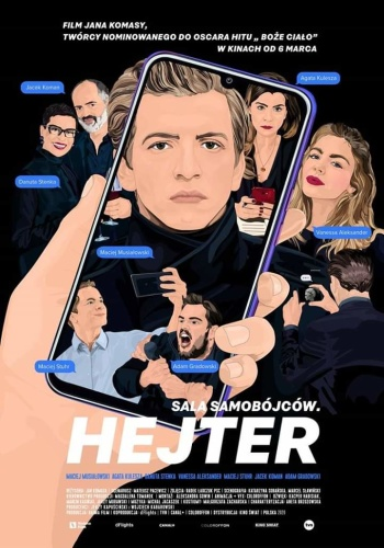 The Hater 2020 BDRip x264-SPRiNTER