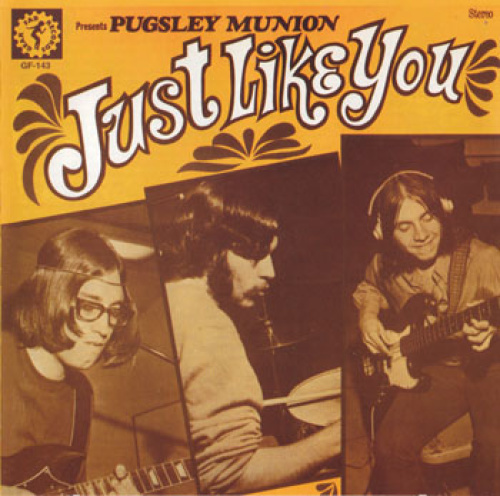 Pugsley Munion   1970   Just Like You