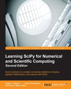 Learning SciPy for Numerical and Scientific Computing, Second Edition