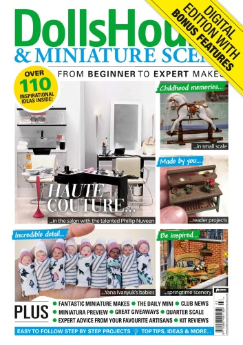 Dolls House & Miniature Scene - Issue 310 - March (2020)
