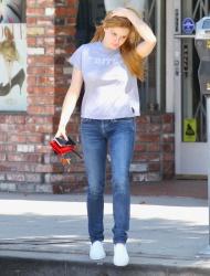 Ariel Winter Leaving Actors Studio in Studio City July 12, 2019