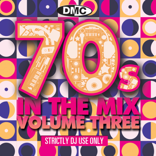 VA   DMC 70s In The Mix Vol  3 Mixed