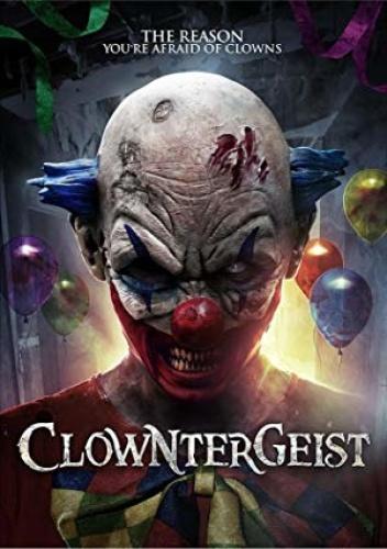 Clowntergeist (2017)720p BDRip - Tamil + Telugu + Hin + Eng - x264 - 950MB - ESubs