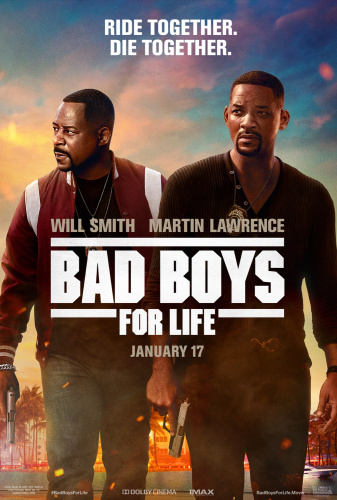Bad Boys for Life (2020) English HDCAM-Rip 720p x264  AAC900MMB