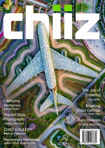 Chiiz - Volume 29 - August (2019)