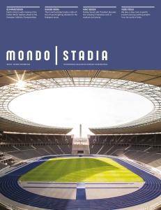 mondo stadia - October-November (2018)