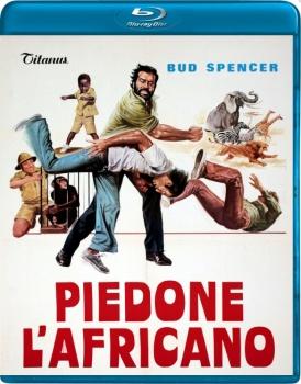 Piedone l'africano (1978) Full Blu-Ray 22Gb AVC ITA GER DD 1.0