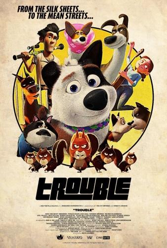 Trouble 2019 1080p WEB-DL DD2 0 H264-FGT