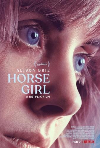 Horse Girl 2020 720p NF WEBRip 800MB x264-GalaxyRG
