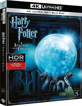 Harry Potter e l'Ordine della Fenice (2007) Full Blu-Ray 4K 2160p UHD HDR 10Bits HEVC ITA DD 5.1 ENG DTS-HD MA 7.1 MULTI