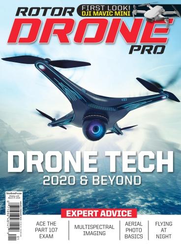 Rotor Drone - January-February (2020)
