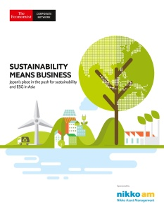 The Economist Corporate Network - Sustainability means Business (2019)