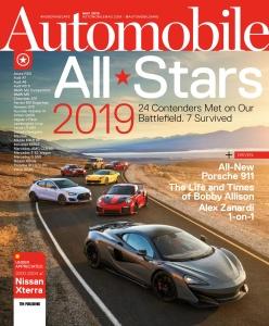 Automobile USA - May (2019)