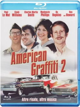 American Graffiti 2 (1979) Full Blu-Ray 32Gb VC-1 ITA DTS 2.0 ENG DTS-HD MA 5.1 MULTI