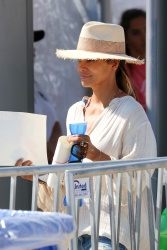 Halle Berry Out In Malibu August 31, 2019