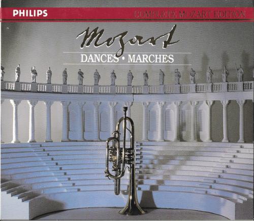 Mozart  -  Complete Dances & Marches   Vienna Mozart Ensemble ∙ Boskovsky   6CDs