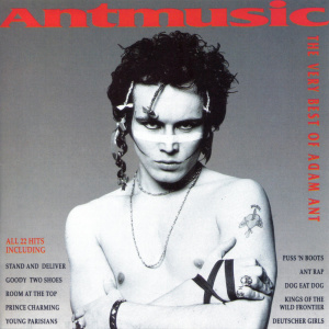 1993   Antmusic The Very Best Of Adam Ant