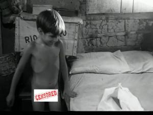 Menino da Calca Branca 1962