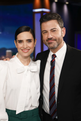 Jennifer Connelly - Jimmy Kimmel Live: February 7th 2019