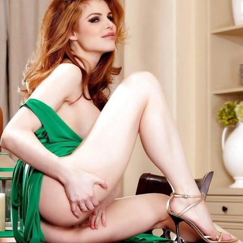 Hot redhead women nude
